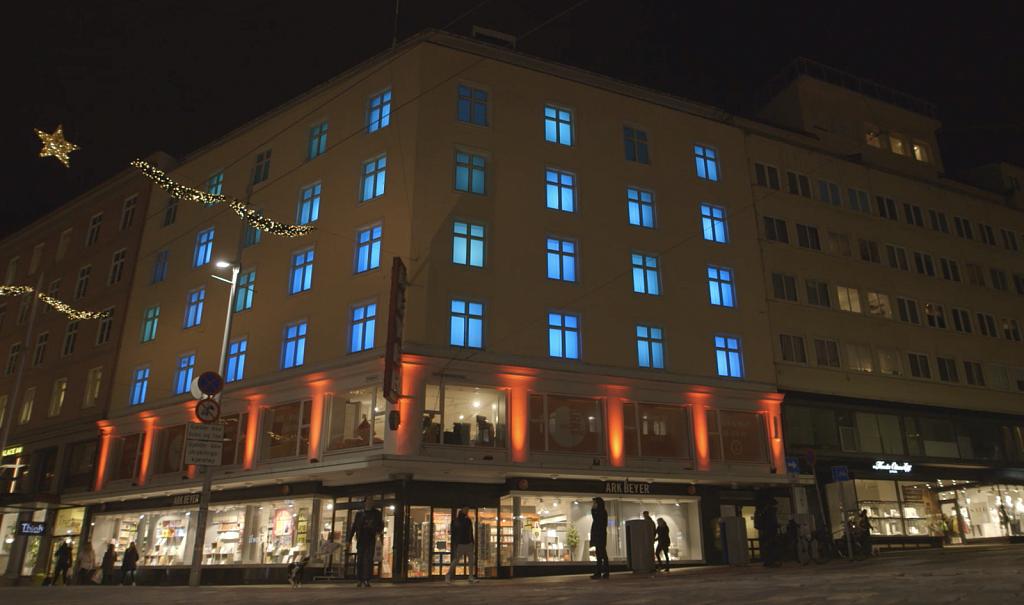 Bergen Lights 2020